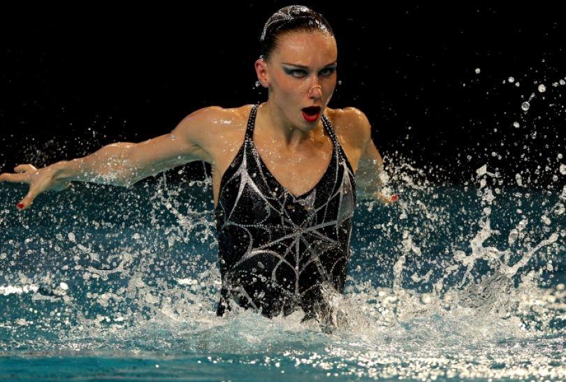 Rosjanka Natalia Iszczenko zdobyła złoto indywidualnie (fot. Getty Images)