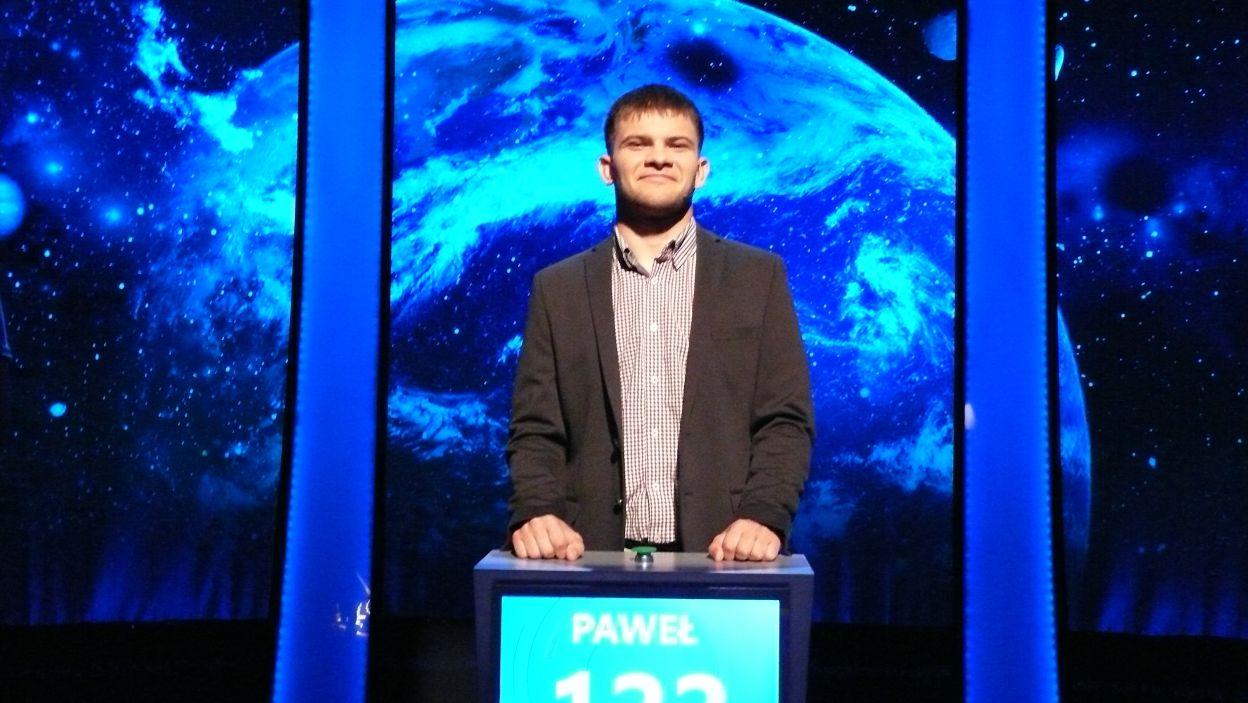 Paweł Korzeb - zwycięzca 16 odcinka 115 edycji