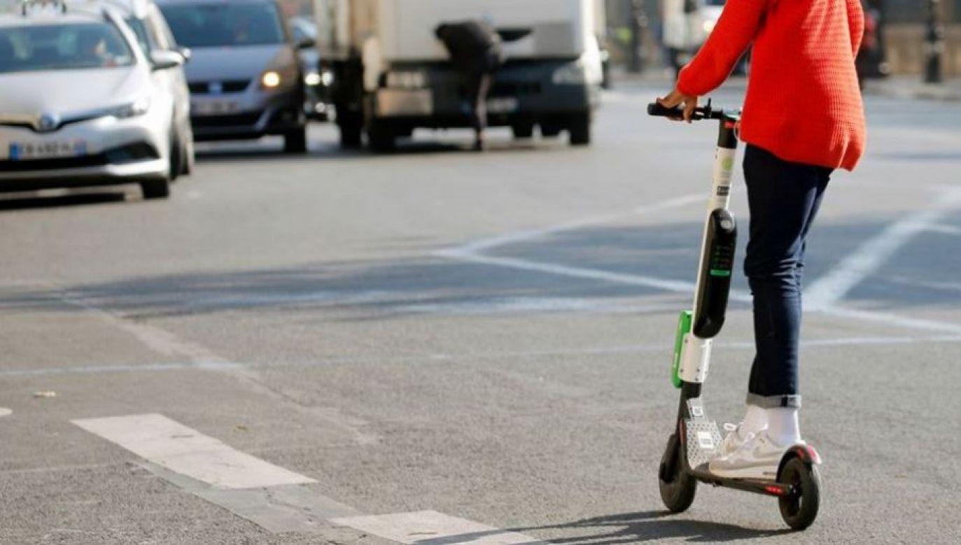 Prace nad regulacjami dotyczącymi urządzeń transportu osobistego (UTO) trwają już czwarty rok (fot.Chesnot/Getty Images)