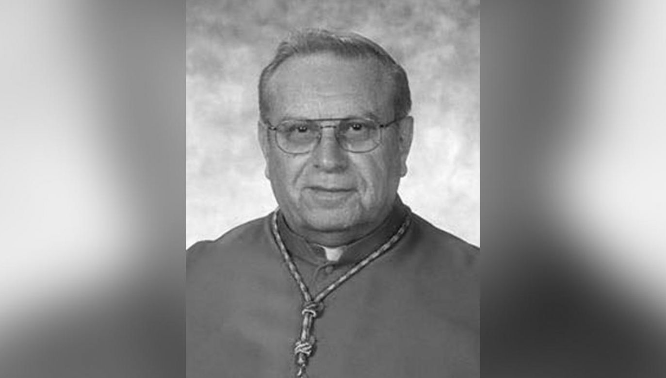Bp Edward Kmiec miał 84 lata (fot. Facebook/Diocese of Buffalo)