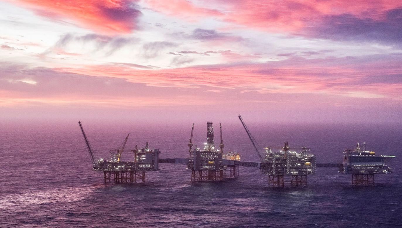 BNK kupiła partię norweskiej ropy Johan Sverdrup w ilości 80 tys. ton (fot. PAP/EPA/CARINA JOHANSEN)