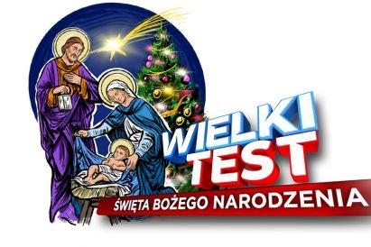 Wielki Test Święta Bożego Narodzenia