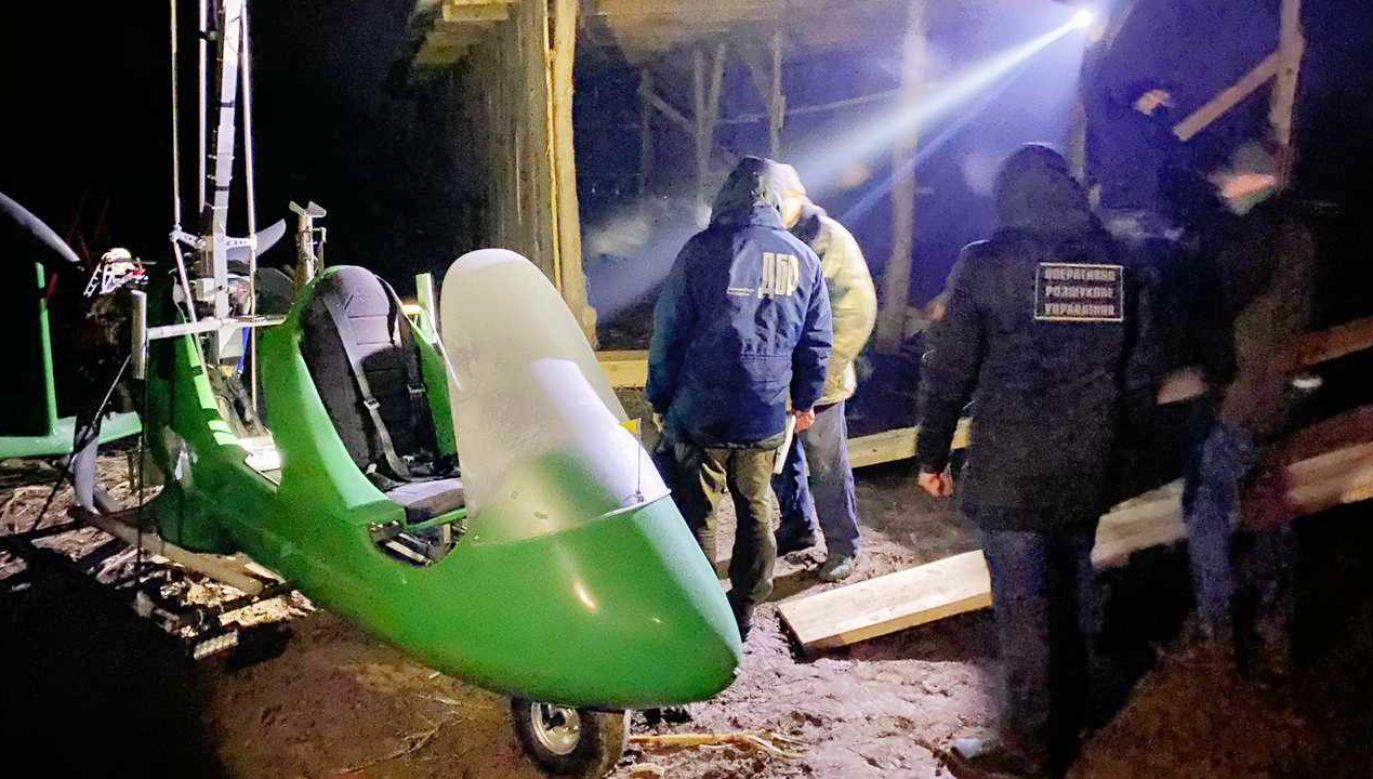 Przemytnicy wpadli na gorącym uczynku (fot. DPSU)