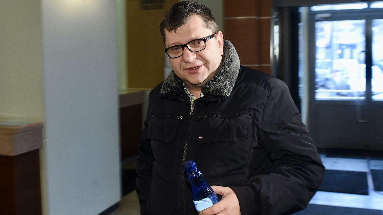 Stonoga ma na sumieniu wiele przestępstw (fot. arch.PAP/Radek Pietruszka)