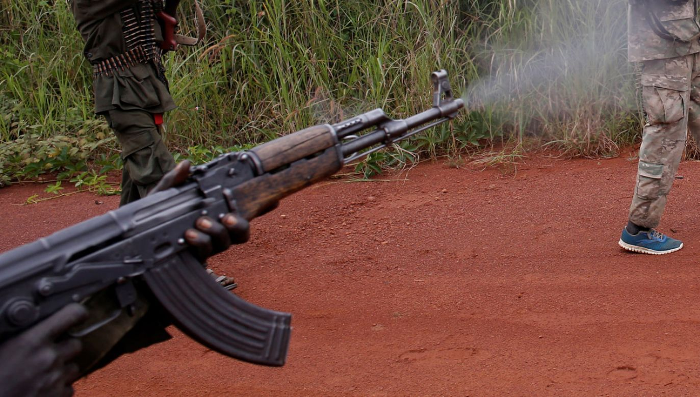 Zabici pracowali dla Action Against Hunger (fot. REUTERS/Goran Tomasevic)