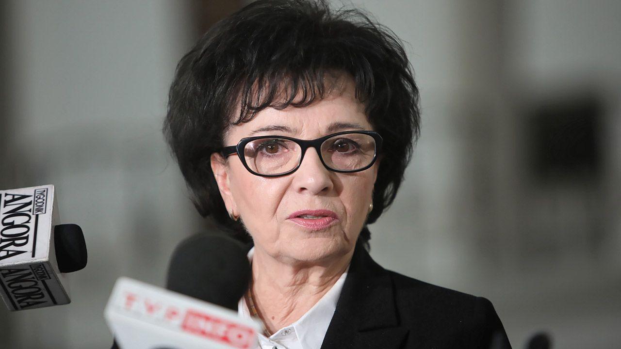 Do Sejmu nie wpłynęło żadne pismo o dymisji szfe NIK, Mariana Banasia. (fot. PAP/Wojciech Olkuśnik)