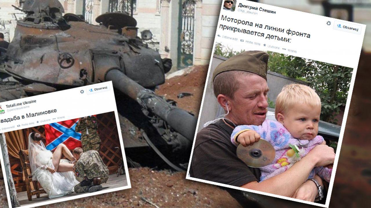 Motorola, separatysta z Donbasu (fot. flickr.com/ Kadir Aksoy/twitter.com)