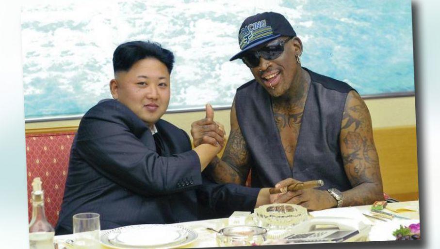 """Zaczął się spotykać z Kimem i chwalić się, że dostaje od niego """"piękne""""."""