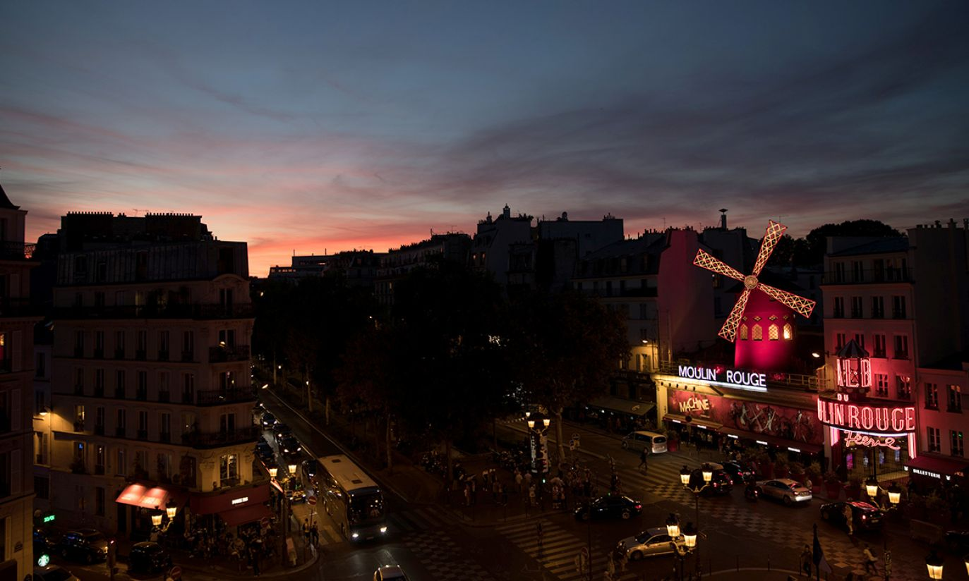 (fot. REUTERS/Philippe Wojazer)