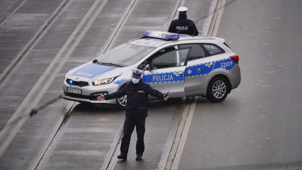 Zaostrzenie kar i mandatów dla kierowców łamiących prawo (fot. Jaap Arriens/NurPhoto via Getty Images)