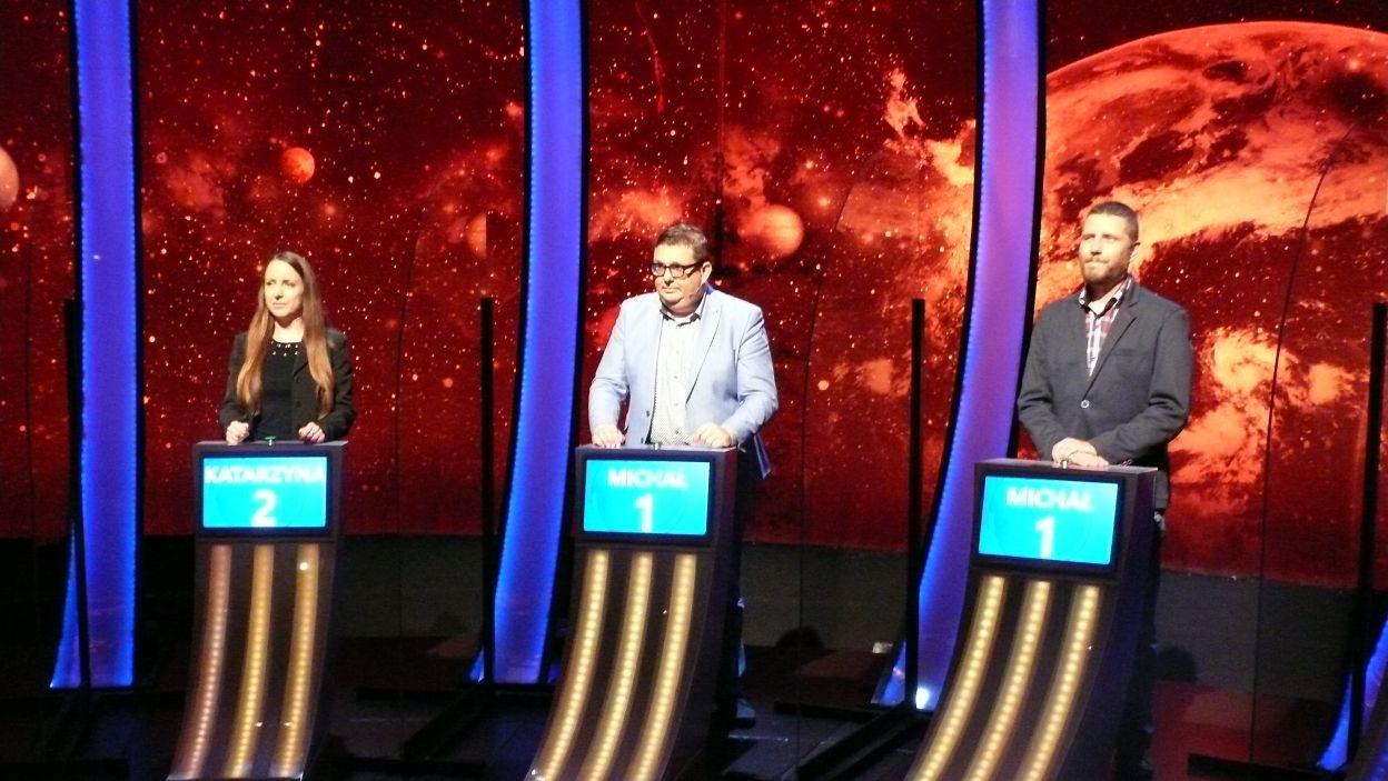 Drugi etap gry wyłonił finalistów, to oni zmierzą się z pytaniami finałowymi i tylko 1 zwycięży