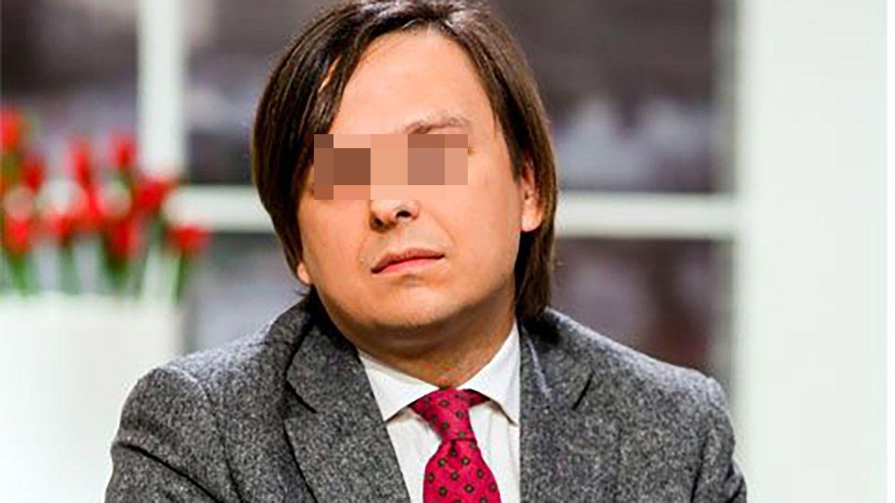 Piotr B. (fot. FORUM/Krzysztof Kuczyk)