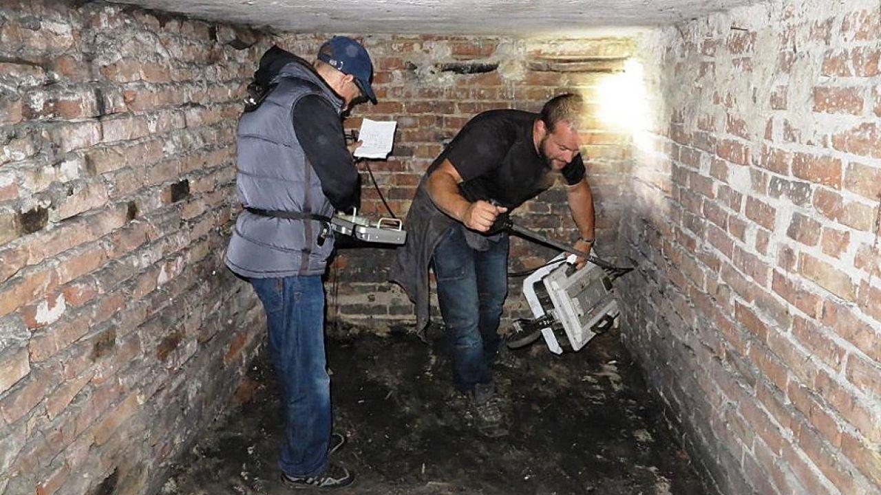 W piwnicach katowni byli przetrzymywani żołnierze podziemia niepodległościowego (fot. IPN)