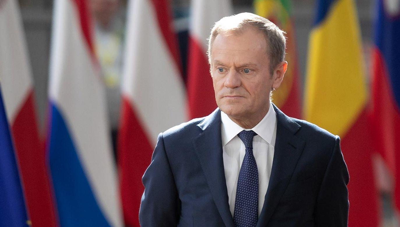 Pomoże opozycji, czy wręcz przeciwnie? (fot. Nicolas Economou/NurPhoto via Getty Images)