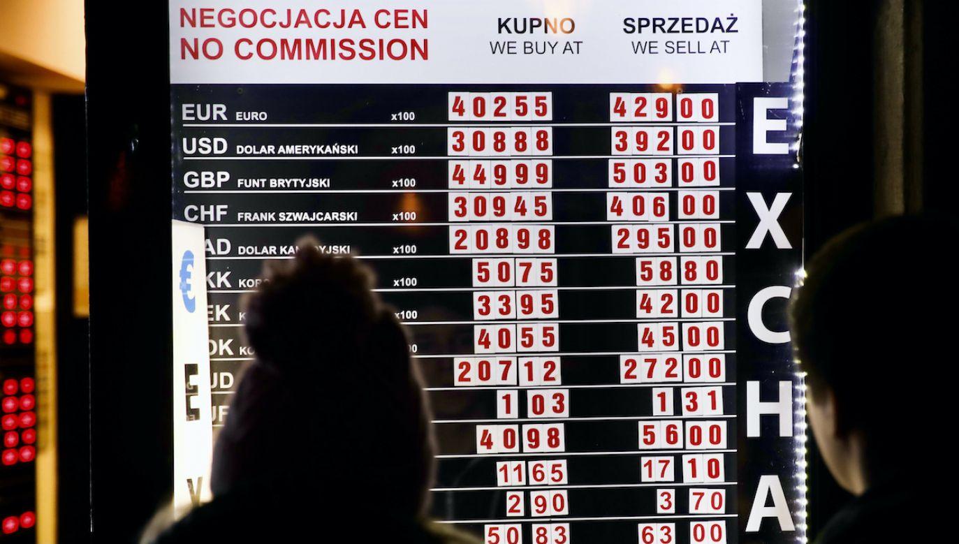 Glapiński podkreślił, że Rada odeszła od retoryki sygnalizowania możliwości obniżki (fot. J.Porzycki/NurPhoto/Getty Images)