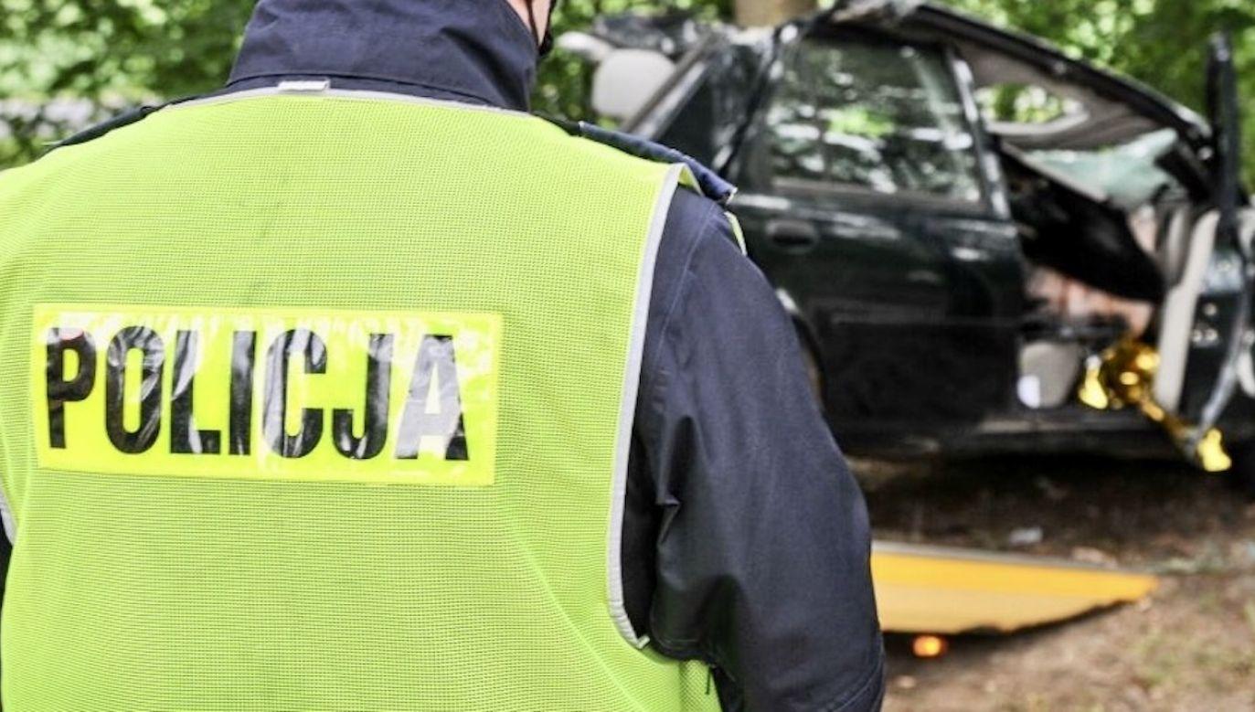Straty oszacowano na kwotę 11 tysięcy złotych (fot. policja.pl, zdjęcie ilustracyjne)