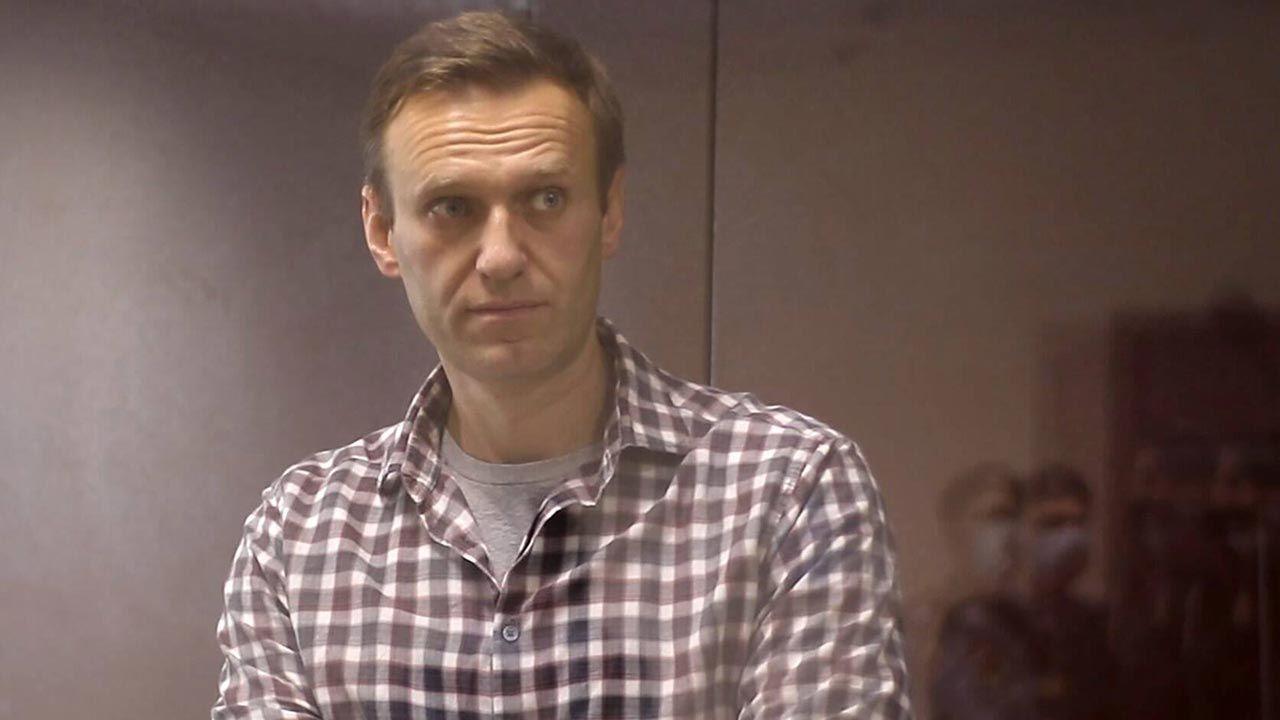Nawalny znajduje się w kolonii karnej w Pokrowie (fot. PAP/ITAR-TASS)