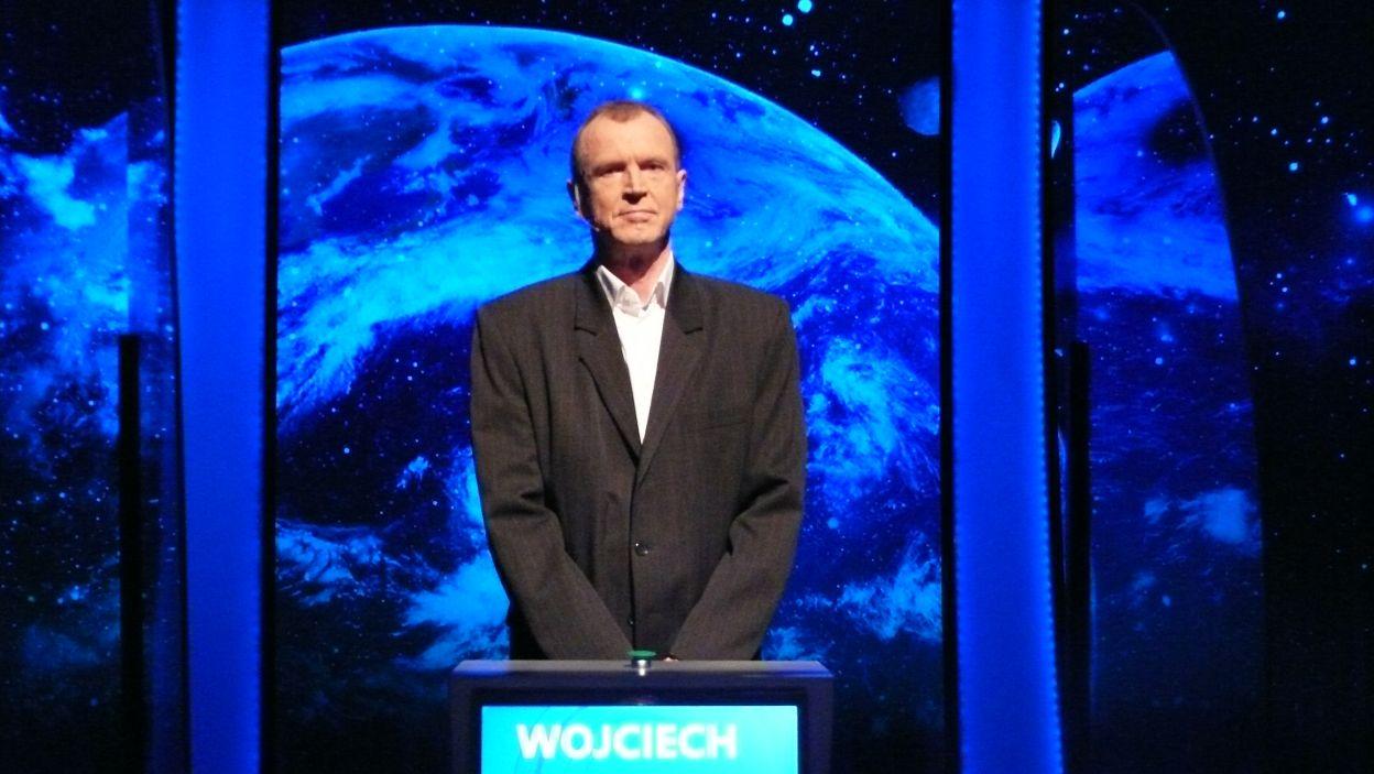 Pan Wojciech Radecki został zwycięzcą 14 odcinka 123 edycji