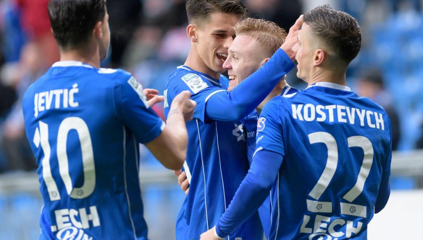 Czy Filip Marchwiński (trzeci z prawej) już wkrótce zasili Torino? (Fot. Getty)