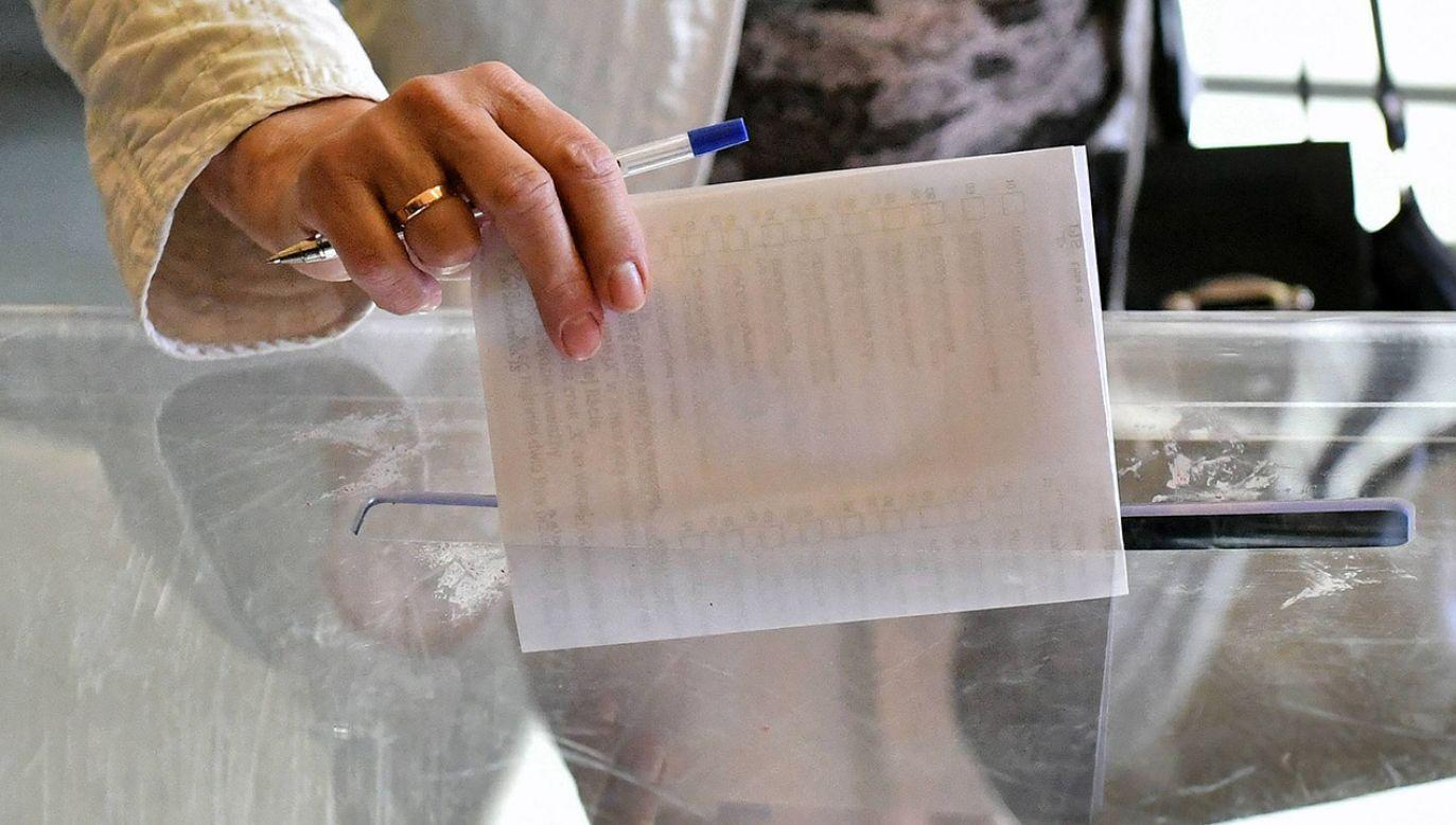 Sejm zmienił zapisy Kodeksu wyborczego (fot. arch. PAP/Maciej Kulczyński)