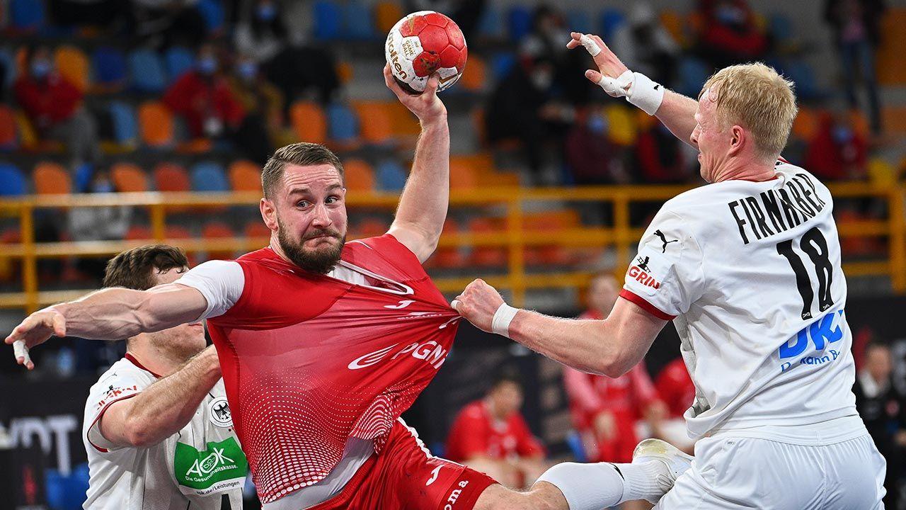 Polacy walczyli o trzecie miejsce w grupie (fot. PAP/EPA/Anne-Christine Poujoulat / POOL)