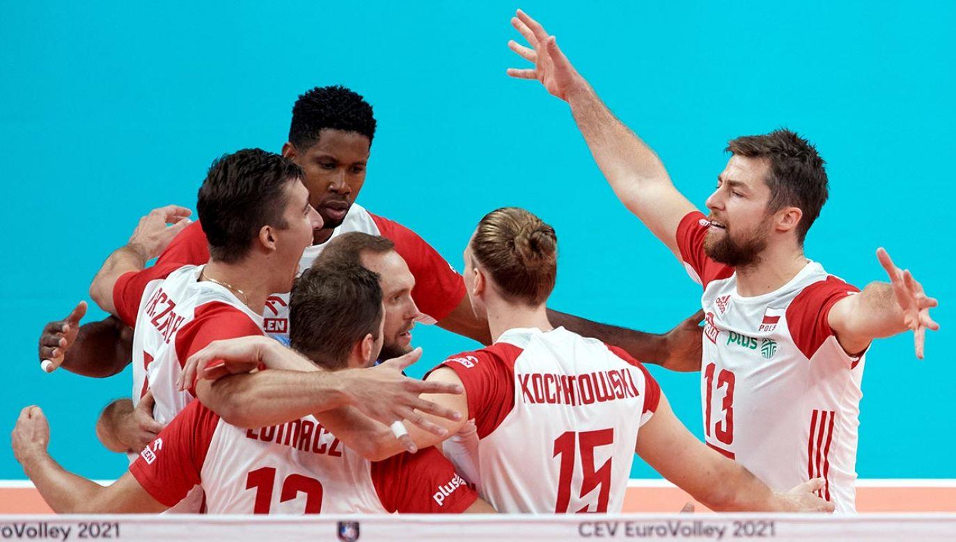Polska w świetnym stylu pokonała Rosję w ćwierćfinale mistrzostw Europy (fot. PAP/Adam Warżawa)