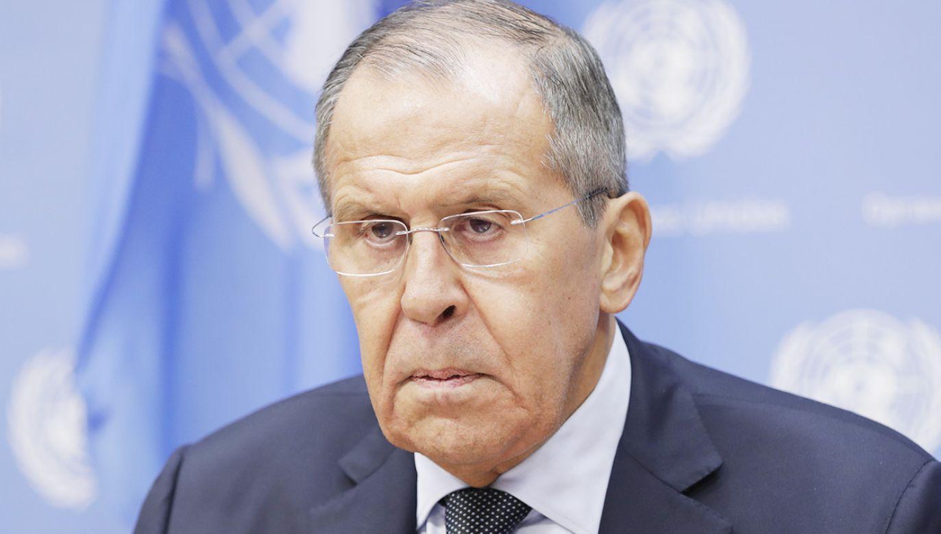 """Rosyjskie MSZ zapowiada """"trudną"""" dla strony amerykańskiej rozmowę (fot. EuropaNewswire/Gado/Getty Images)"""