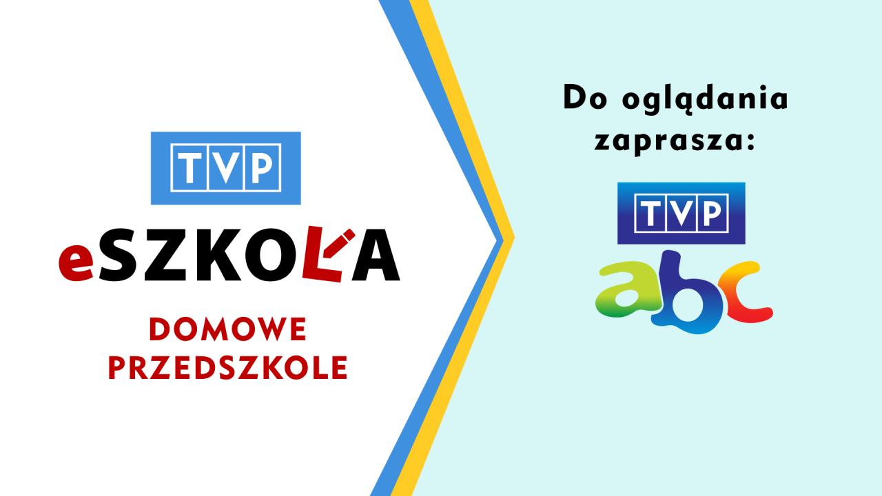 Czterogodzinny wirtualny program dla najmłodszych będzie dostępny od poniedziałku do piątku o godz. 9 (fot. TVP)