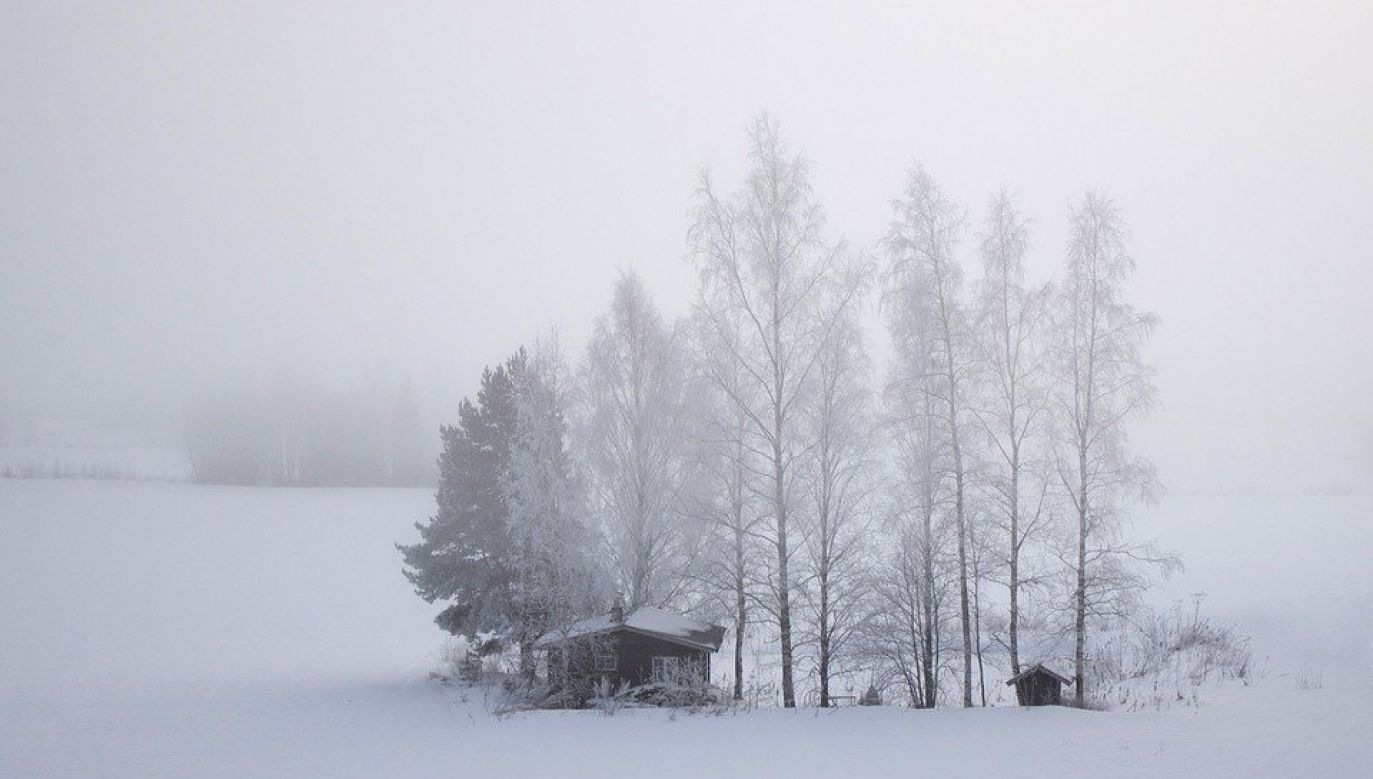 Różnice temperatur w Finlandii sięgają 40 st. C (fot. Pxabay/Mikko)