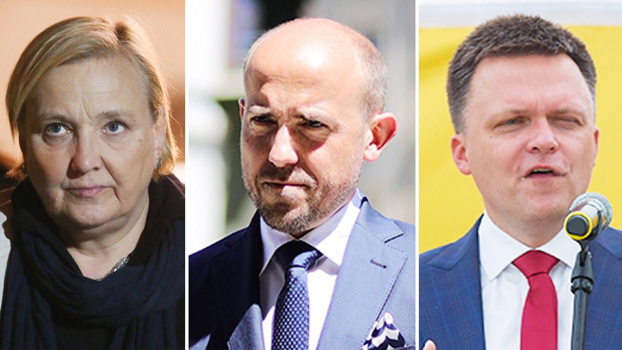 Polityczny Przegląd Tygodniowy Miłosza Manasterskiego (fot. Getty Images)