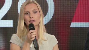 Nitek-Płażyńska ostrzegała przed wpływem zagranicznych firm na rozwój polski (fot. TVP Info)