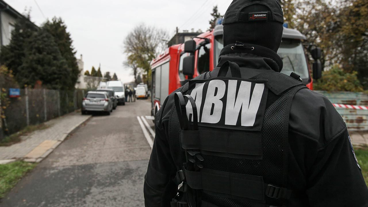 W sprawie prowadzonej od kwietnia 2019 r. zatrzymano 13 osób, a 20 przedstawiono zarzuty (fot.PAP/Mateusz Marek)