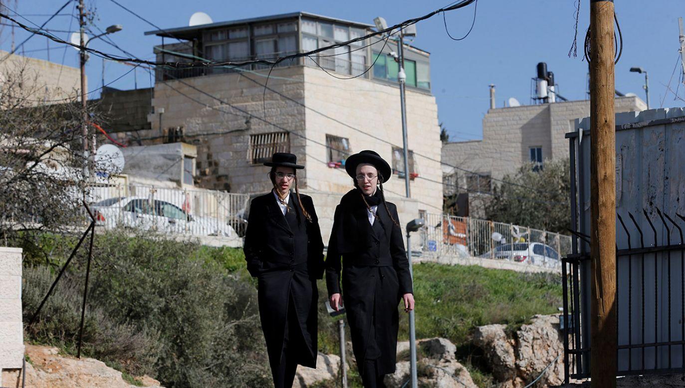 Na zamieszkanych przez ok. 3 mln Palestyńczyków terenach Zachodniego Brzegu i wschodniej Jerozolimy osiedliło się do tej pory ok. 600 tys. Izraelczyków (fot. Mostafa Alkharouf/Anadolu Agency/Getty Images)