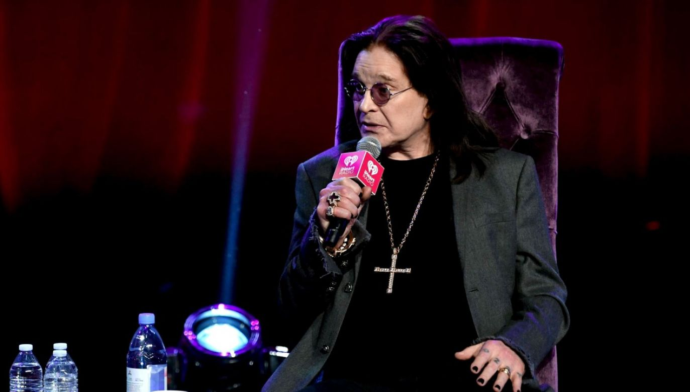 Ozzy Osbourne cierpi na chorobę Parkinsona od 2003 roku (fot. Kevin Winter/Getty Images for iHeartMedia)