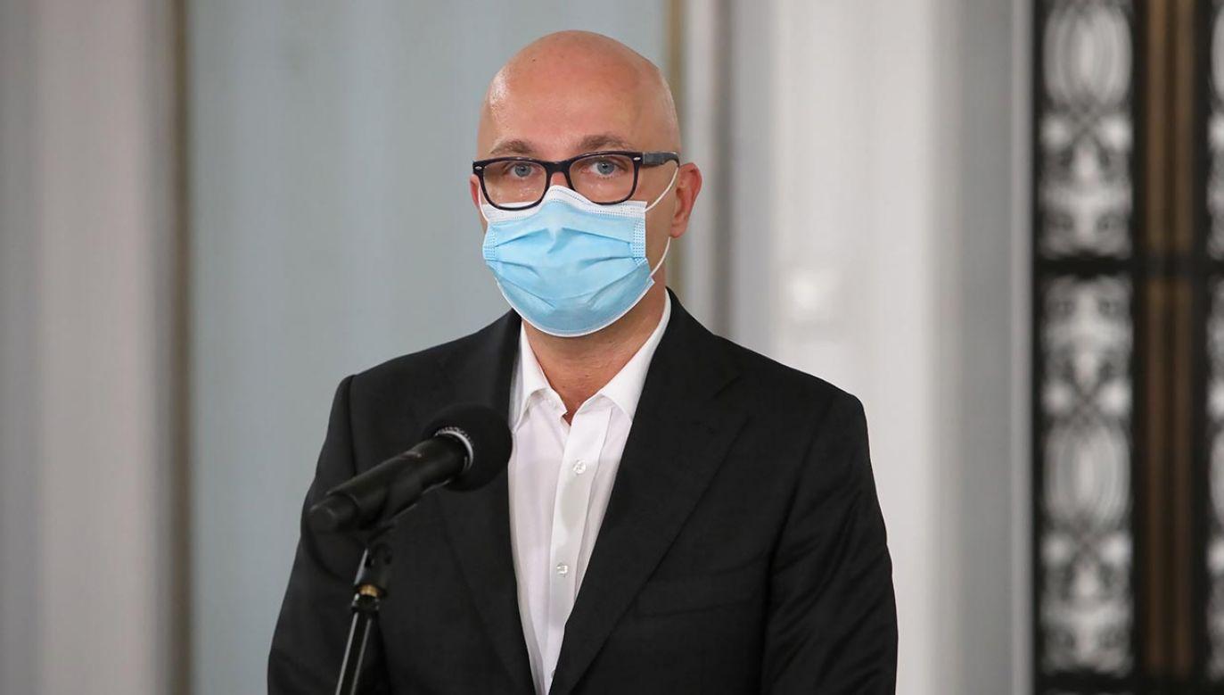 Poseł Kropiwnicki przez kilkanaście lat pracował w samorządowej spółce związanej z PO (fot. PAP/Wojciech Olkuśnik)