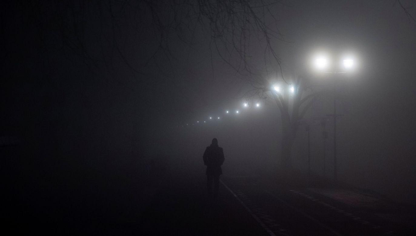 Ostrzegł w sobotę wieczorem IMGW (fot. REUTERS/Marko Djurica)