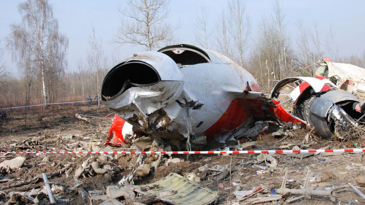 Członkowie podkomisji smoleńskiej chcą zbudować wierną kpię Tu-154M (fot. FaktySmoleńsk.gov.pl)