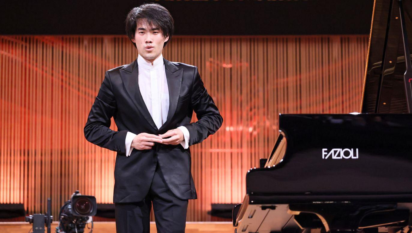 Bruce (Xiaoyu) Liu, Photo: PAP/Leszek Szymański