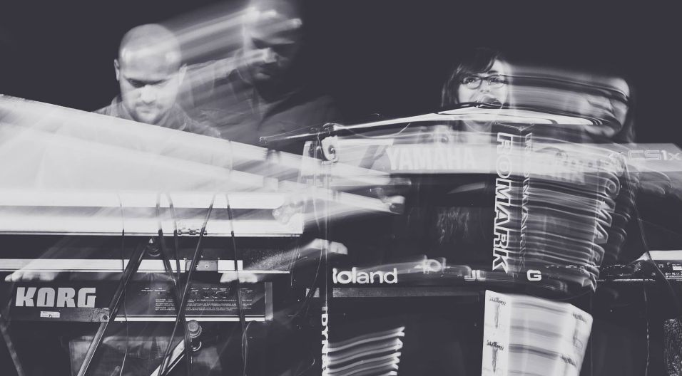 Ślaski zespół Zimowa umiejętnie łączy inspiracje noise-popem oraz alternatywą lat 80. i 90. z najnowszymi brzmieniami (fot. Tomasz Dubis)