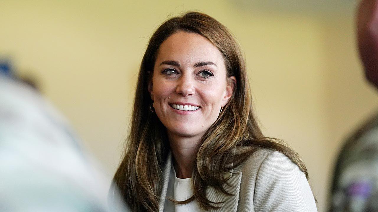 Księżna Kate (fot. Steve Parsons - WPA Pool/Getty Images)