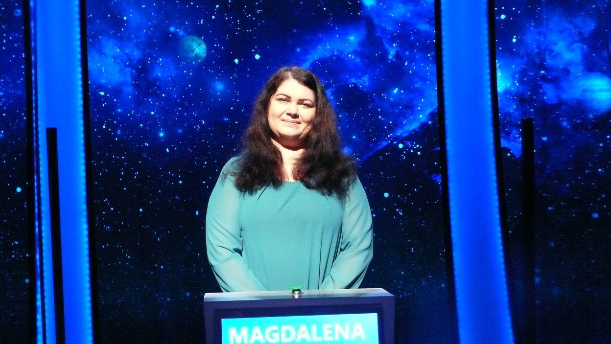 Pani Magdalena Adamiak wygrała 15 odcinek 124 edycji