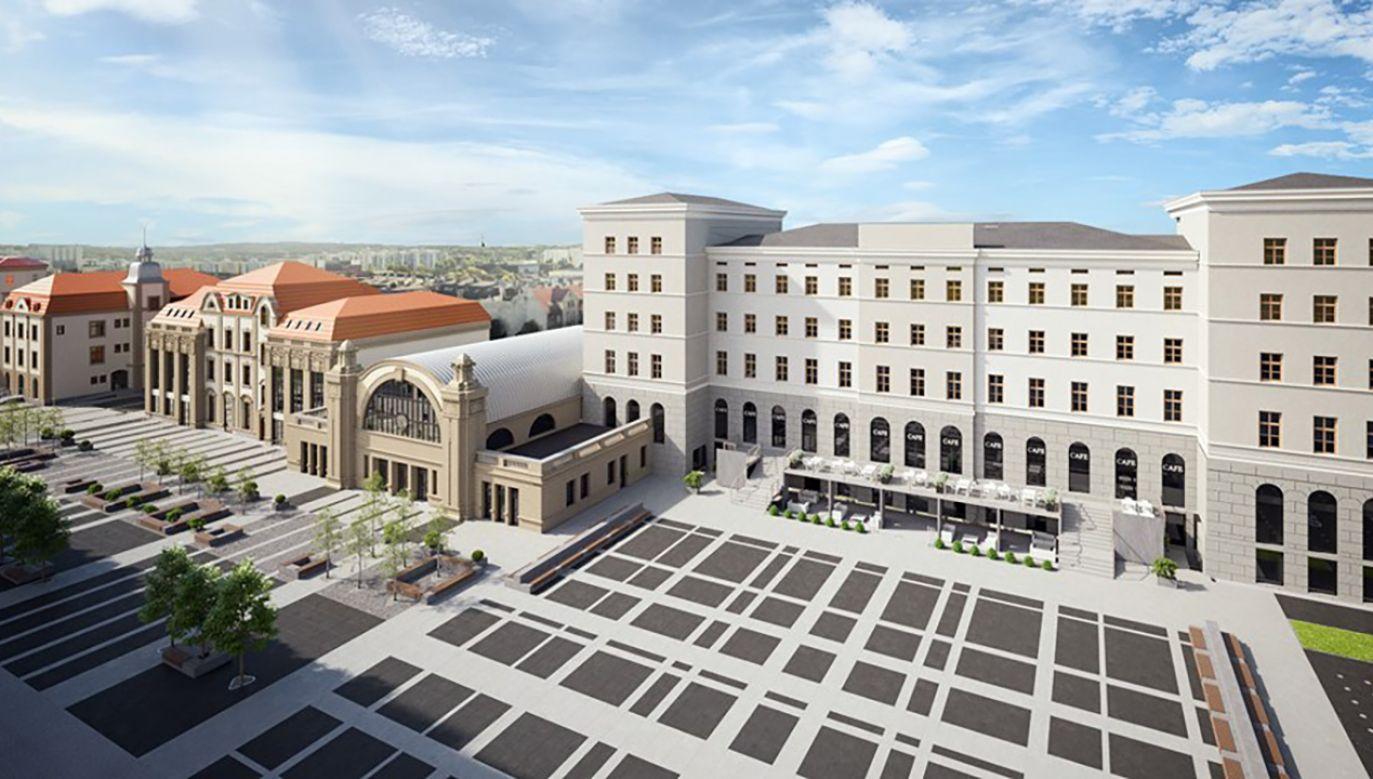 Rozpoczyna się przebudowa ul. Dworcowej (fot. Materiały prasowe)