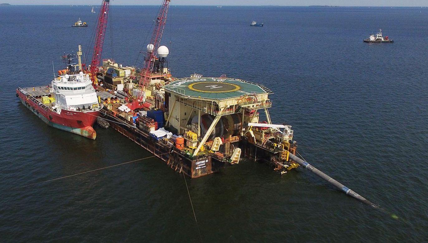 Postępowanie ws. certyfikacji właściciela gazociągu prowadzi niemiecki regulator BNetzA (fot. Sean Gallup/Getty Images)