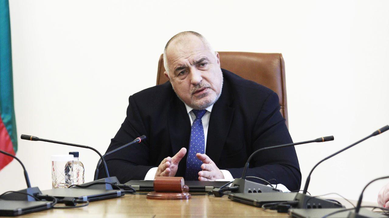 Premier Borisow proponuje opozycji wypożyczenie posłów (fot. BULGARIAN PRIME MINISTRY/Handout/Anadolu Agency via Getty Images)