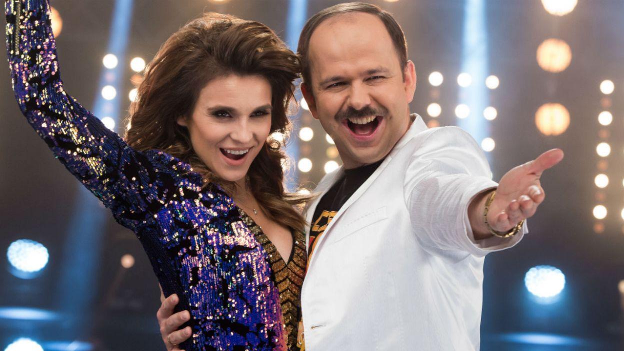 """Jak Sylwester to Sławomir i miłość! """"Miłość w Zakopanem"""" – czy widzowie usłyszą ten hit podczas zabawy? (fot. J. Bogacz/TVP)"""