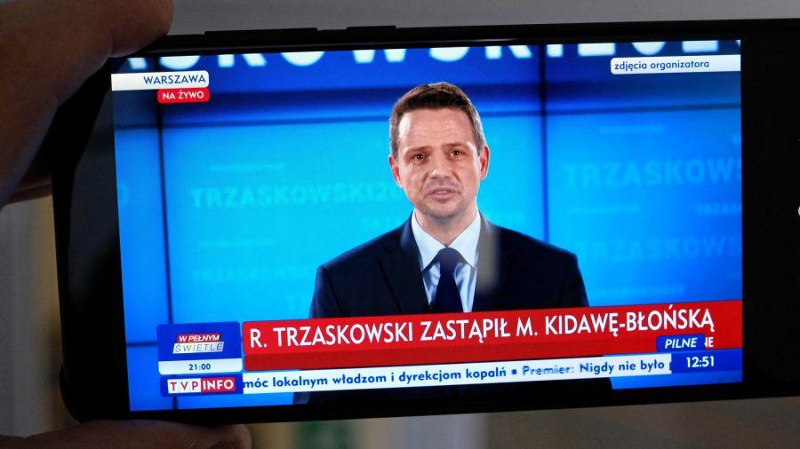 Takie same deklaracje składała Kidawa-Błońska we wrześniu minionego roku (fot. PAP/Mateusz Marek)