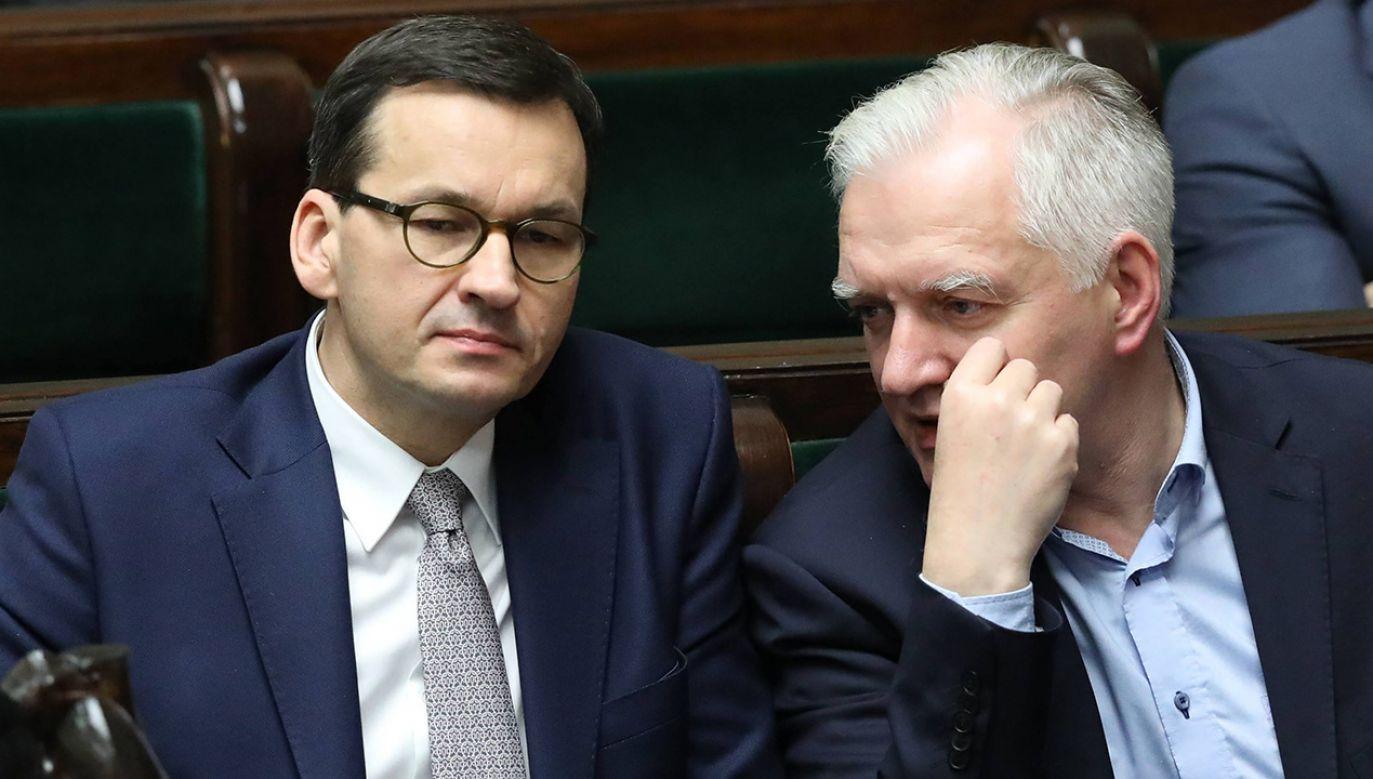 Projektem PiS zakładającym rozszerzenie głosowania korespondencyjnego dla wszystkich wyborców zajmie się w piątek Sejm (fot. PAP/Leszek Szymański)