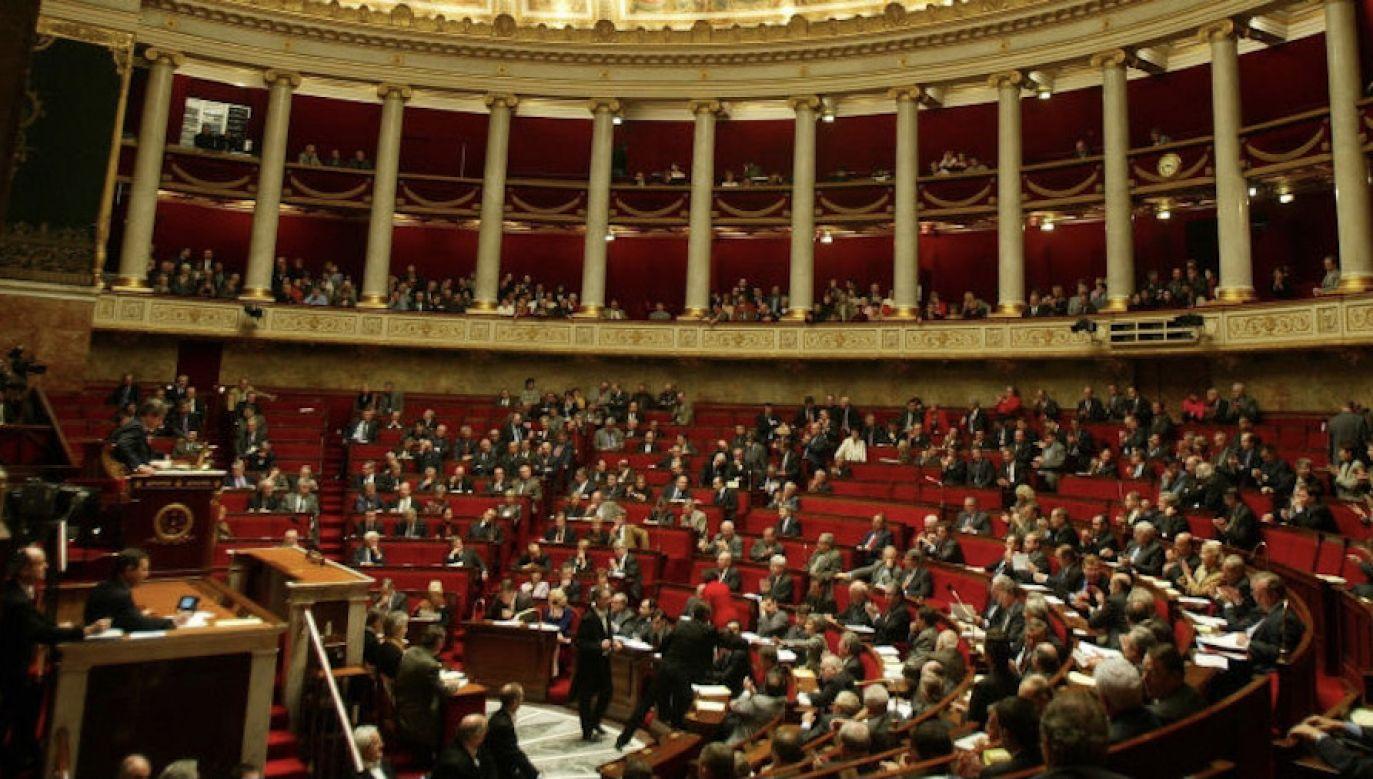 Francuski Senat odrzucił projekt (fot. Pascal Le Segretain/Getty Images)