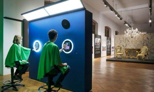Wiedeńska wystawa to zaproszenie do głosowania za... najbardziej pociągającym kształtem, kolorem, miastem. Fot. MAK DESIGN LAB © Aslan Kudrnofsky/MAK