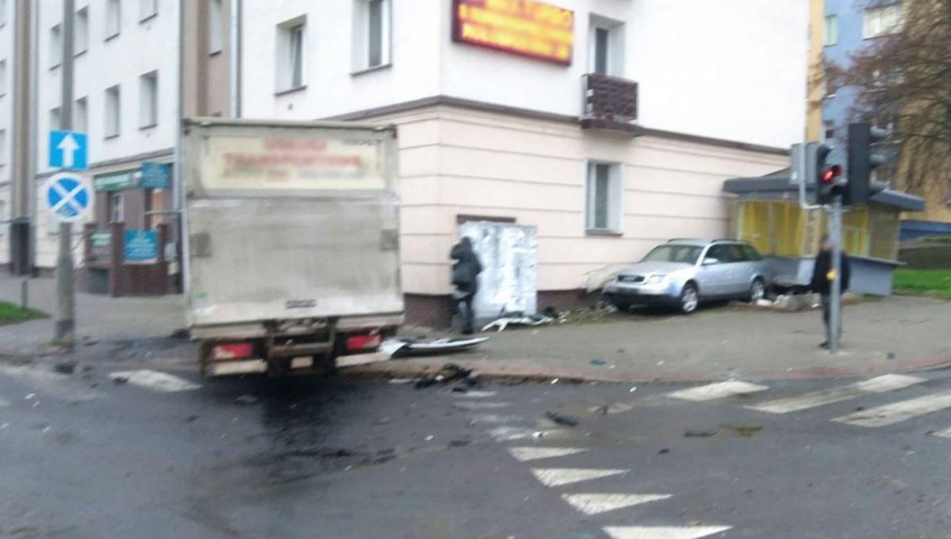 Młodej kobiecie odebrano prawo jazdy (fot. policja.pl)